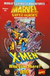 RPG Item: X-Men: Who Goes There?