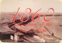 Board Game: 1860: Locomotives of the Isle of Wight