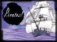 Board Game: Pirates! Card Game