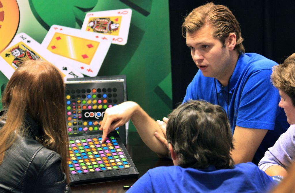 Board Game: Colorpop