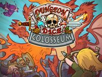 Board Game: Dungeon Dice: Colosseum