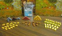 Board Game Accessory: Stone Age: Token Set