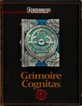 RPG Item: Grimoire Cognitas