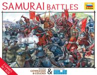 Board Game: Samurai Battles