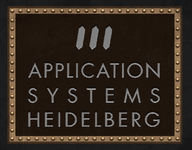 Video Game Publisher: Application Systems Heidelberg