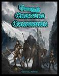 RPG Item: Morgalad Fantasy RPG Creature Compendium