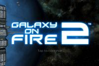 Video Game: Galaxy on Fire 2