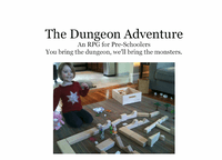 RPG Item: The Dungeon Adventure