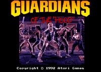 Video Game: Guardians Of The 'Hood