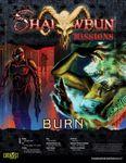 RPG Item: SRM04-07: Burn
