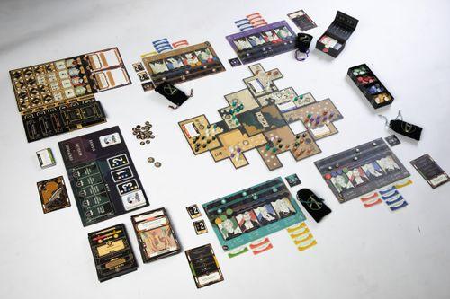 Board Game: SHASN: AZADI