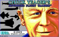 Video Game: Chuck Yeager's Advanced Flight Trainer 2.0