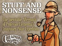 Board Game: Stuff and Nonsense