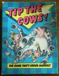 Board Game: Tip the Cows!
