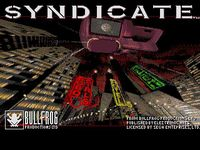 Video Game: Syndicate