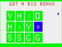 Video Game: Letter Match/Spell 'N Score/Crosswords