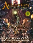 RPG Item: Atlantis: The Second Age – Free RPG Day Prelude to Adventure