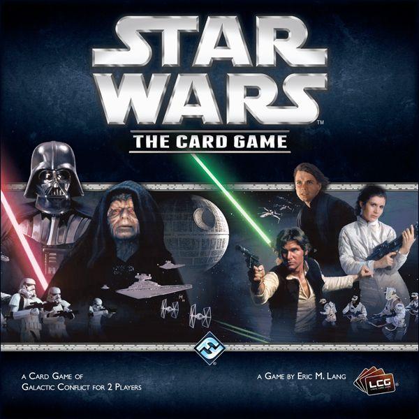 star wars kartenspiel lcg