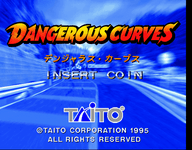 Video Game: Dangerous Curves