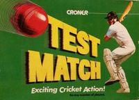 Board Game: Test Match