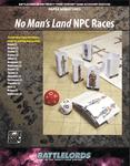 RPG Item: Battelords Paper Miniatures: No Man's Land NPC Races