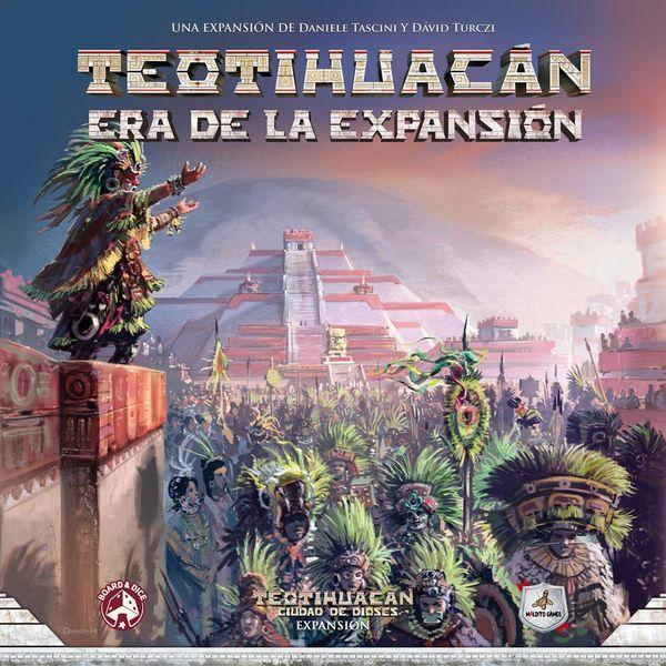 Teotihuacan: Era de la expansion