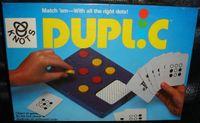 Board Game: Duplic