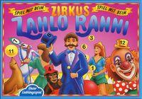 Board Game: Zirkus Zahlo Ranni