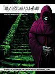 Issue: The Unspeakable Oath (Issue 19 - Mar 2011)