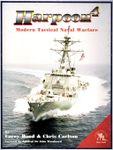 Board Game: Harpoon 4: Modern Tactical Naval Warfare