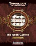 RPG Item: The Aden Gazette Compendium 02 (Pathfinder)