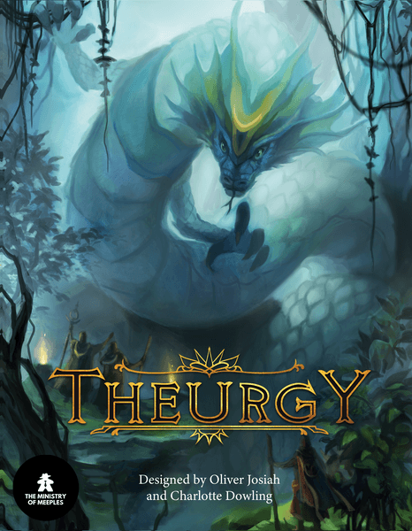 Theurgy: The Area Control Game of Monsters & Miracles