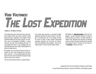 RPG Item: The Lost Expedition
