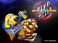 Video Game: Head over Heels