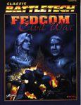 RPG Item: FedCom Civil War