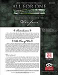 RPG Item: Richelieu's Guide to Warfare