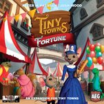 Board Game: Tiny Towns: Fortune