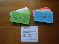 Board Game Accessory: 1835: Extension Kit MEK 1 – Enhanced Money