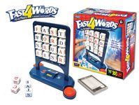 Board Game: Fast4Words