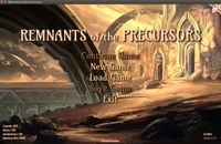 Video Game: Remnants of the Precursors