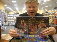 Board Game: Tales of the Arabian Nights