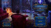 Video Game: Frankenstein:  Master of Death