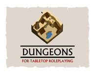 RPG Item: Dungeons For Tabletop Roleplaying