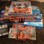 Podcast: More Games Than Time: Latest posts
