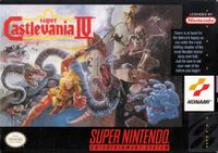 Video Game: Super Castlevania IV