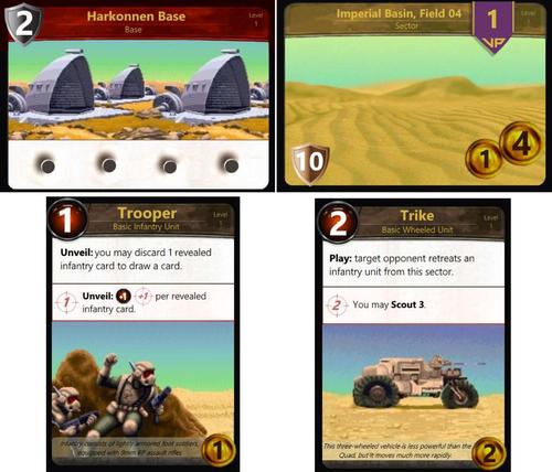Board Game: The Battle for Arrakis