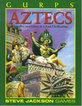 RPG Item: GURPS Aztecs