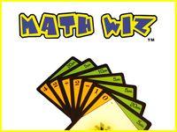 Board Game: Math Wiz