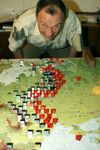 September I 1941: German blitzes all over the Soviet lines - Zhukov doesn't look too happy...