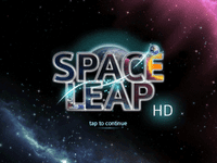 Video Game: Space Leap